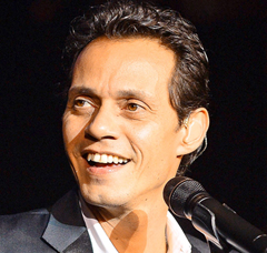 Marc Anthony ai Premi Latin Billboard di Miami