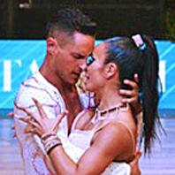 Trionfo di Luca Pirozzi e Teresa Magrino ai campionati italiani di danze caraibiche