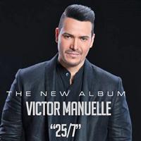 """L'album """"25/7″ di Victor Manuelle tra i top dell'anno"""
