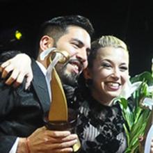 Jose Luis Salvo e Carla Natalia Rossi campioni del mondo di Tango de pista. Al settimo posto Gioia Abballe e Simone Facchini