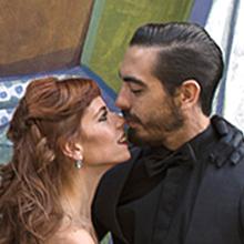 """Emmanuel Angel Casal e Yanina Muzyka tra i big dei Mondiali di Tango: """"Sarebbe bello esibirci in Italia"""""""