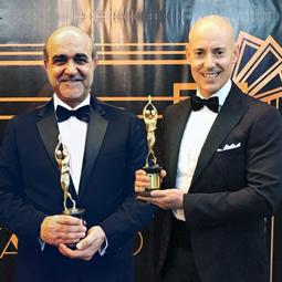 Trionfo di Angelo Grasso e Michele Maccarrone agli Oscar del Tango